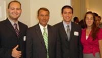 2008 Washington Summer Internship Program