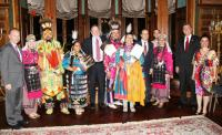 Turkish, Native American free trade bill approved