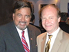 TCA Hosts Reception for Governor Bill Richardson and Hispanic Leaders