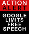 Google Limits Free Speech